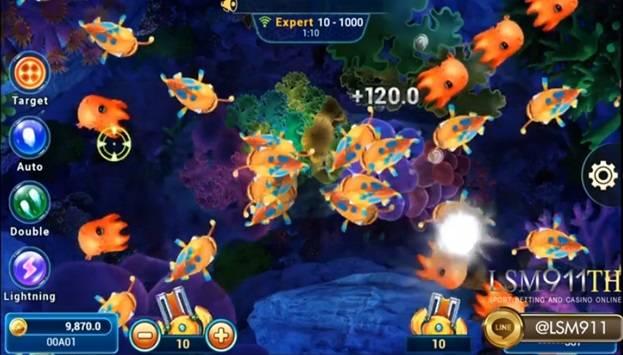 ทำไมเกมส์ยิงปลาออนไลน์ ได้รับความนิยม